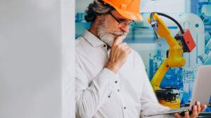 Engenheiro com dúvidas sobre a Indústria 4.0